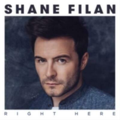 Shane Filan: Right Here (cd.) • 18.09£