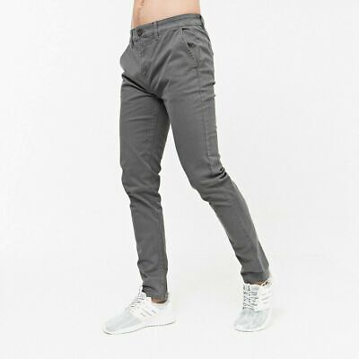 £35.95 • Buy NWT Crosshatch Kelso Charcoal Chinos
