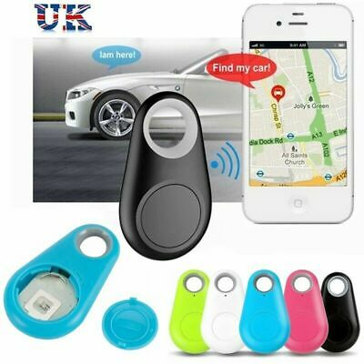 Bluetooth Finder Tracer Pet Child Gps Locator Tag Alarm Wallet Key Tracker Kids • 3.99£