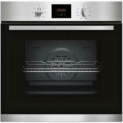 £399 • Buy Neff B1GCC0AN0B Built In Electric Single Oven Stainless Steel - A Energy Rated