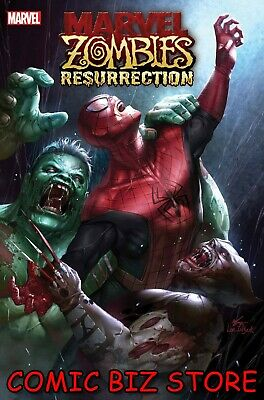 Marvel Zombies Resurrection #3 (2020) 1st Printing In-hyuk Lee Main Cover • 3.65£