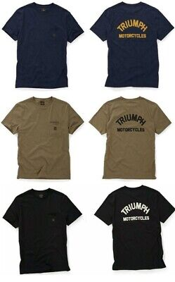 Triumph Ditchling Tee • 34.99£