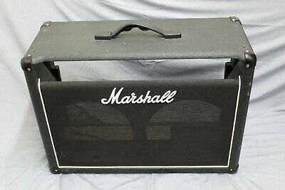 $ CDN176.98 • Buy Marshall TSL 122 Triple Super Lead Tube Amplifier 2x12 Cabinet AS IS