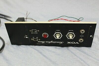 $ CDN190.09 • Buy Vintage Vox Kensington Bass Guitar Amplifier Chassis AS IS PARTS REPAIR