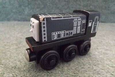 Wooden Thomas The Tank Engine Trains For Brio Train Sets -THE DEVIOUS DIESEL • 6.99£