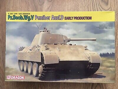 Dragon 6813  Pz.Beob.Wg.V Panther Ausf.D Early Production • 44.99£