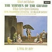 Yeomen Of The Guard (& Trial By Jury) - 2 CD - Very Good Condition  • 2.50£