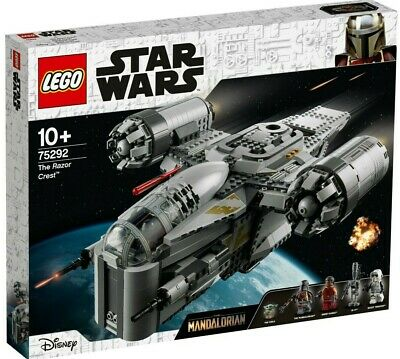 AU199.99 • Buy LEGO® Star Wars™ 75292 The Razor Crest