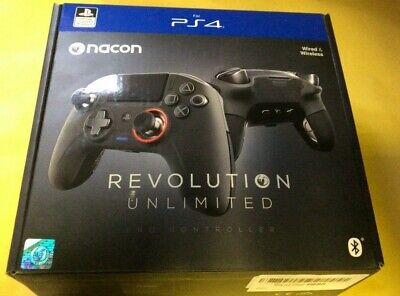 NACON Revolution Unlimited Pro Controller For PS4 USED - VERY GOOD CONDITION  • 59.99£
