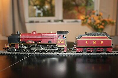 Hornby R357 Patriot Class Steam Loco 5541 Duke Of Sutherland Lms Crimson Livery • 44.98£
