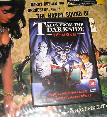 Tales From The Darkside The Movie DVD RARE Steve Buscemi  Julianne Moore • 9.99£