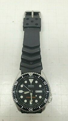 $ CDN267.25 • Buy Seiko SKX007 Diver Automatic Black Dial 7S26-0020 Men's Watch