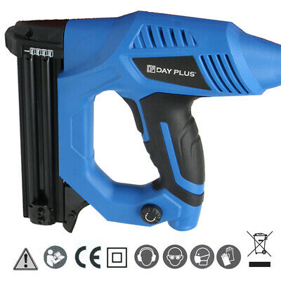 £40.45 • Buy Household Electric Staple Nail Brad Woodworking Carpentry Nailer Tools Gun Home
