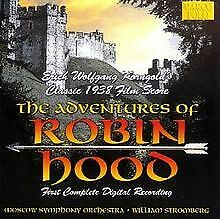 The Adventures Of Robin Hood | CD | Condition Very Good • 4.25£