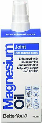 £13.95 • Buy Better You - Magnesium Oil - Joint Spray - 100ml