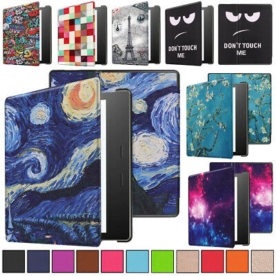 Magnetic Leather Case Smart Cover For Amazon Kindle Oasis 3 2019 E-reader Shell • 6.99£