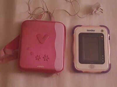 Vtech Innotab  With Carry Case And Charger Pink *Preowned* • 27.99£