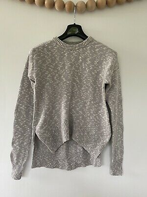 AU89 • Buy Viktoria & Woods Grey Linen Knit Size 0