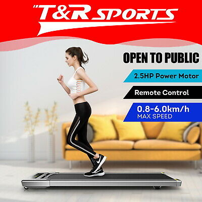 AU449.99 • Buy T200 2-in-1 Electric Treadmill Under Desk Home Office Exercise Walking Machine.
