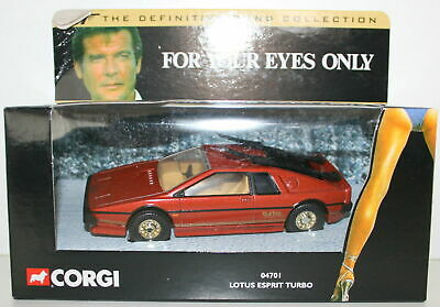 $ CDN40.99 • Buy Corgi 04701 James Bond 007 Lotus Esprit Turbo Eyes Only