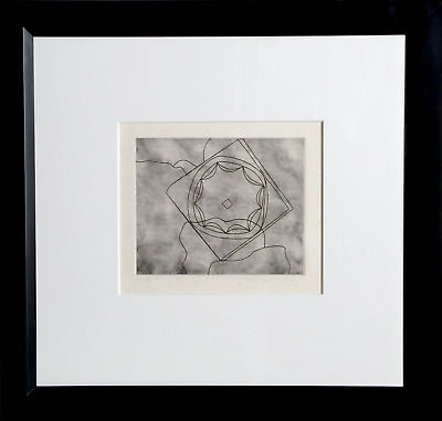 £4381.20 • Buy Ben Nicholson, Olympia Fragment (LaFranca 9), Etching, Signed And Numbered In Pe