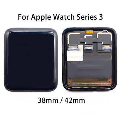 $ CDN178.29 • Buy For Apple Watch Series 3 IWatch LCD Display Touch Screen Digitizer Replace Assem