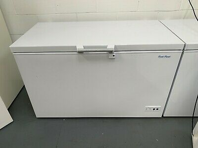 Best Frost BZ400 Commercial White Chest Freezer 400 Litres A+ Energy Rated • 300£
