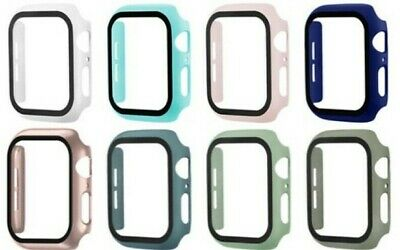 $ CDN8.45 • Buy Protector Cover Hard Case For IWatch Apple Watch Series 1/2/3/4/5/6 38/40/42/44