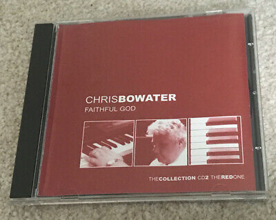 Chris Bowater Faithful God CD Inc God Of Grace, Under The Shadow Of Your Wings • 1.60£