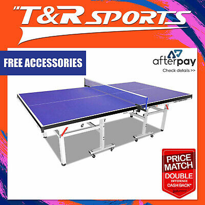 AU419.99 • Buy PRIMO 19mm Table Tennis Table Ping Pong Table Professional Size W/ Accessories