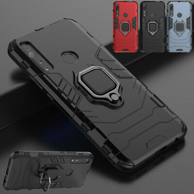 Shockproof Hard Armor Cover Case For Huawei Y6s Y7 Y9 Prime 2018 2019 P Smart Z • 4.14£
