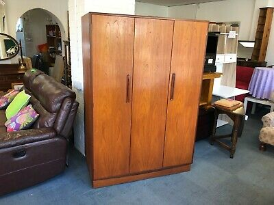 G Plan Fresco Triple Wardrobe • 150£