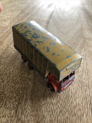 Budgie Toys Leyland Hippo 20h9 Cattle Transporter (313) • 4£