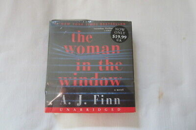 AU10.37 • Buy The Woman In The Window Low Price CD : A Novel By A. J. Finn (2019, Compact...