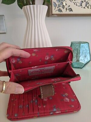 Cath Kidston Purse Wallet New No Tags  • 8.70£