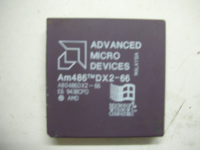 AU34.47 • Buy CPU AMD Am486 DX2-66