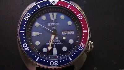 $ CDN308.08 • Buy Seiko Men's Prospex PADI Blue Dial Automatic Dive Watch SRPA21