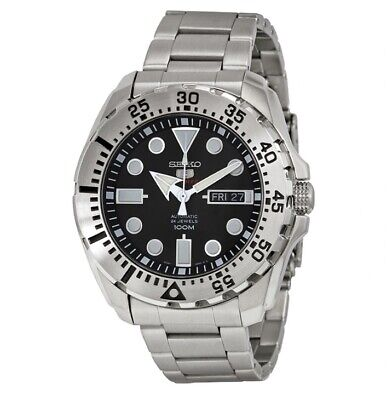 $ CDN276.19 • Buy Seiko 5 Sports Monster 44 MM Full Stainless Steel Automatic Watch - SRP599J1