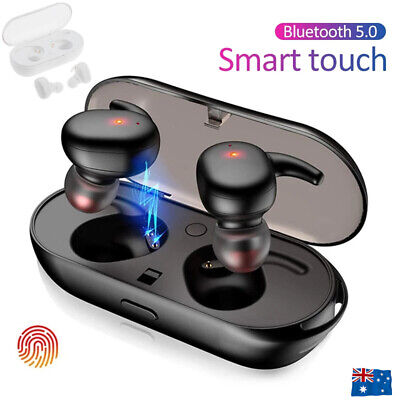 AU12.99 • Buy Bluetooth 5.0 Wireless Headphones TWS Earphones Mini In Earbuds For IOS Android