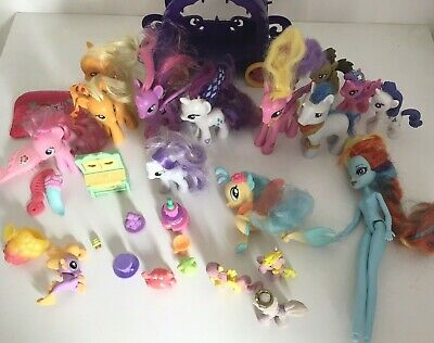 My Little Pony Bundle Including Twilight Carriage Cadence Shinig Armour + More  • 10£