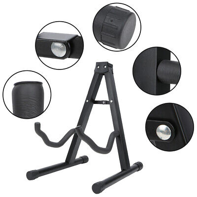 $ CDN36.24 • Buy Guitar Stand A Type Floor Style Foldable Ukulele Musical Instruments Accessories