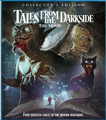 Tales From The Darkside Scream/Shout Factory Poster/Lithograph. SHIPS FREE! • 16.84£