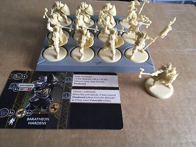 A Song Of Ice And Fire Baratheon Wardens A • 20£
