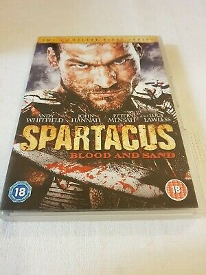 Spartacus - Blood And Sand: Series 1 DVD (2011) • 3.49£