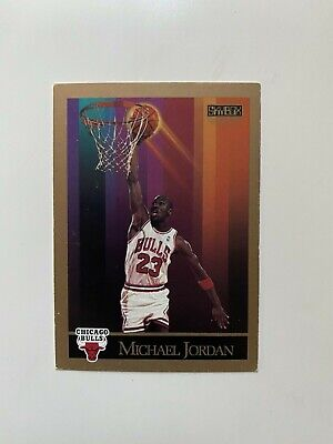 $1500 • Buy  New  1990-91 SKYBOX Card MICHAEL JORDAN #41 CHICAGO BULLS Golf Basketball