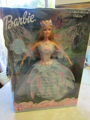 Barbie As Odette Swan Lake Doll From 2003 Brand New In Box Never Opened • 50£