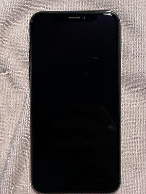 AU401 • Buy Apple IPHONE   X   64GB Space Grey Used Great Condition