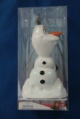 Frozen Ii Disney Olaf Money Box Primark • 9.99£