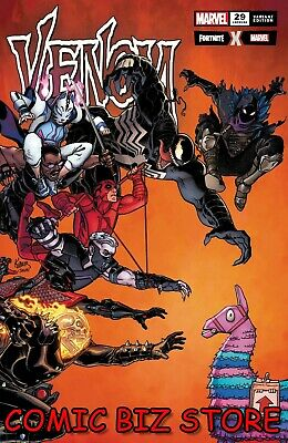 Venom #29 (2020) 1st Print Bagged & Boarded Kuder Fortnite Cover Marvel Comics • 3.65£