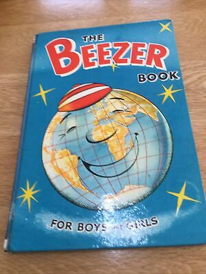Attic Find The Beezer Books For Boys And Girls Annual 1961 • 2£